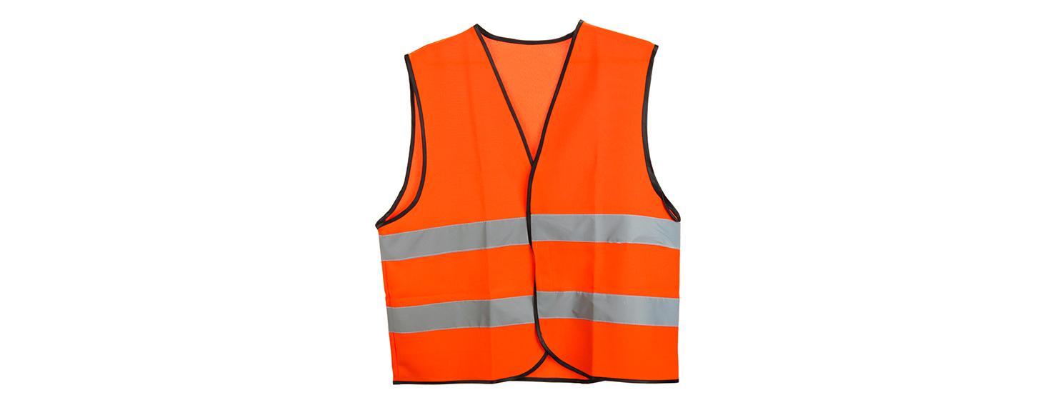 2 Warnwesten orange XXL Panne Unfallweste EN ISO20471:2013 Sicherheitsweste Auto